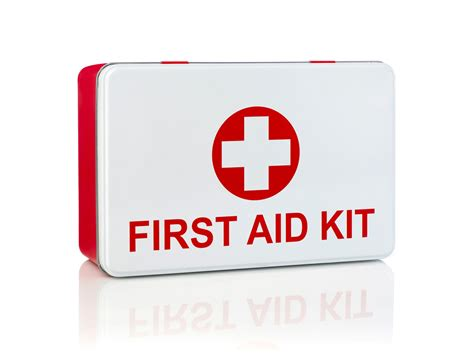 How to Make Your Own First Aid Kit   Beaumont Emergency Center