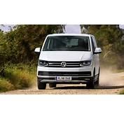 VW Shows Off Its Latest Transporter Adventure Van