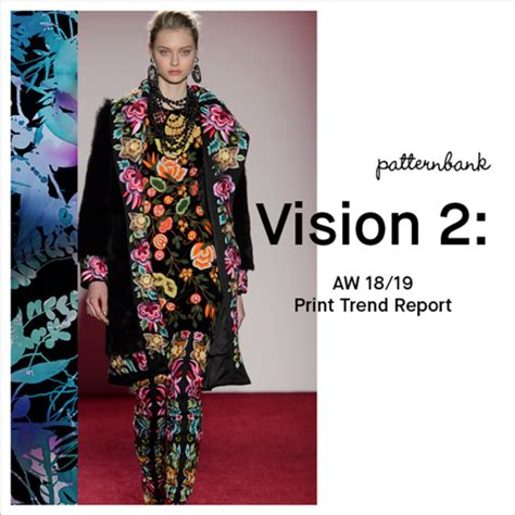 vision 1 autumn winter 2018 19 print trend report vision 2 autumn winter 2018 19 print trend report