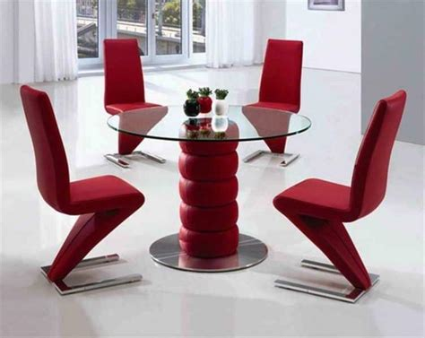best cheap glass dining room sets contemporary 10 modern dining room sets with awesome upholstery rilane