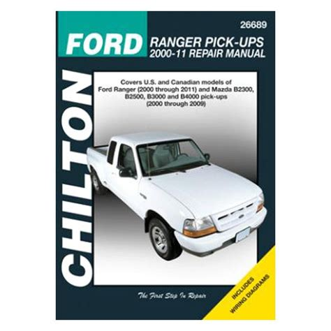 chilton car manuals free download 2000 infiniti i auto manual for ford ranger 2000 2011 chilton ford ranger pick ups repair manual 35675266895 ebay