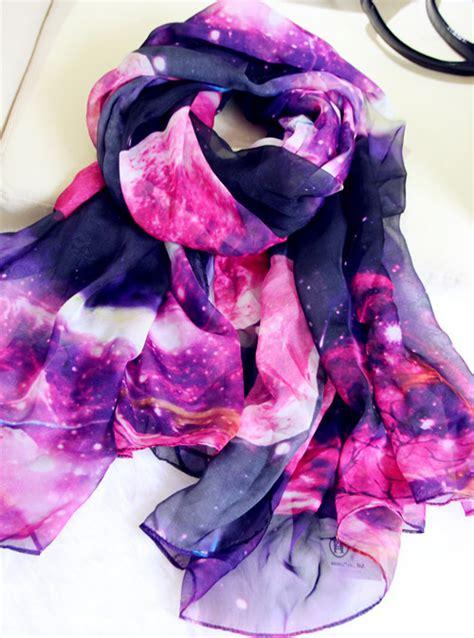 Pasmina Galaxy galaxy space printing fashion wrap shawl chiffon scarf scarves ebay