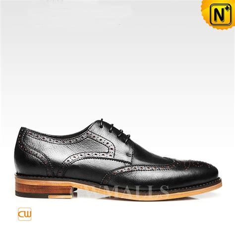 Mens Handmade Brogues - handmade derby brogue shoes cw716248