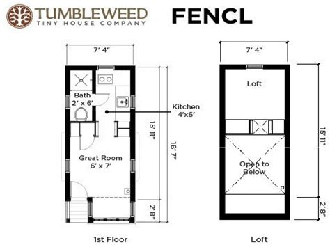 tiny house floor plans 14 x 18 tiny houses on wheels