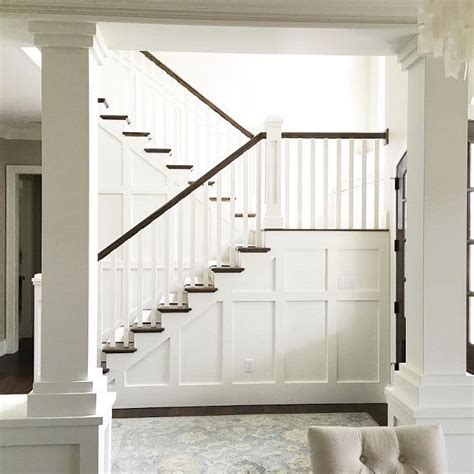 wainscoting panels up stairs 25 best wainscoting ideas on wainscoting diy