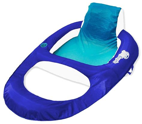 Floating Chair by Swimways Floating Lounger Float Lounge Chair Recliner Swimming Pool Ebay