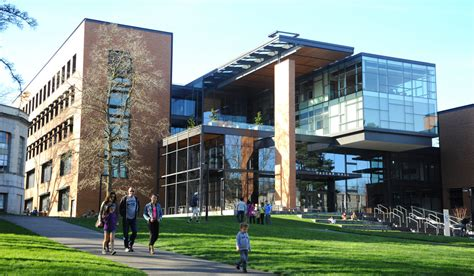 Mba Washington Seattle by Paccar Business School Contemporary Architecture U