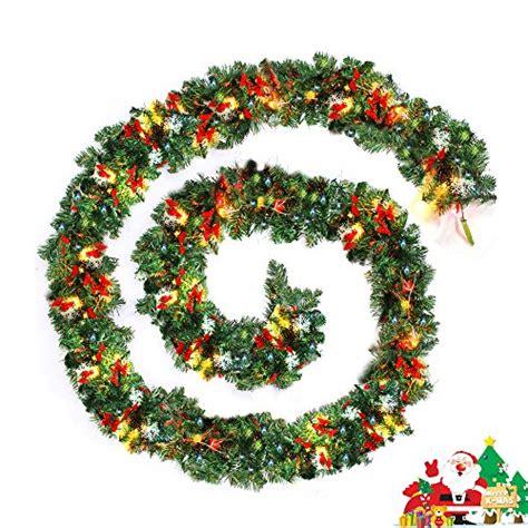 Led Girlande Weihnachten by ᐅᐅ Girlande Weihnachten Das Beste F 252 R Den Garten 2018