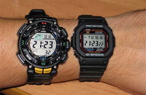 Casio Protrex G Shock casio men s gwm5610 1 g shock solar review