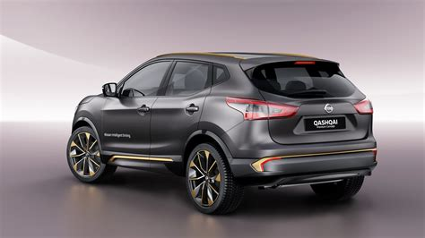 crossover nissan nissan to launch semi autonomous qashqai crossover next year