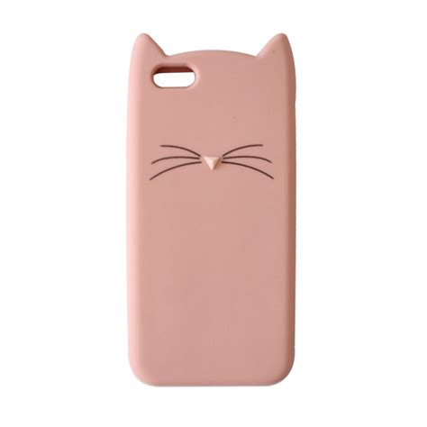 Iphone 7 Plus Soft 3d White Cat Casing Tpu Cover Bumper Armor 3d cat cover for iphone 7 7 plus 6 6s 4 7 inch 6 6s plus 5 5 quot soft silicone