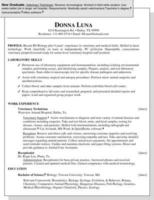 Resumes For Dummies by Sle Resume For A New Graduate Dummies
