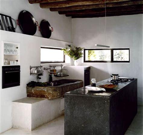 Home Interiors Puerto Rico 11 Amazing Concrete Kitchen Design Ideas Decoholic