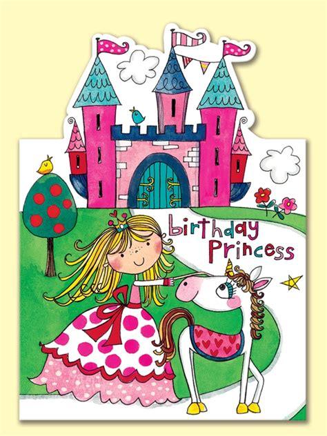childrens cards jel2 birthday princess children s birthday