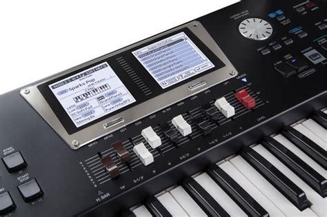 roland  key backing keyboard arranger long mcquade musical instruments