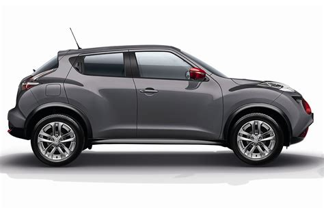 nissan juke grey nissan juke and qashqai get design edition special series