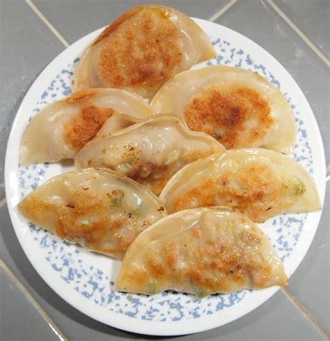 mandu korean dumplings recipe dishmaps