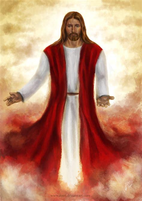 image of jesus jesus by ayeri on deviantart