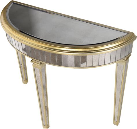 Venetian Console Table Curved Venetian Console Table Console Tables