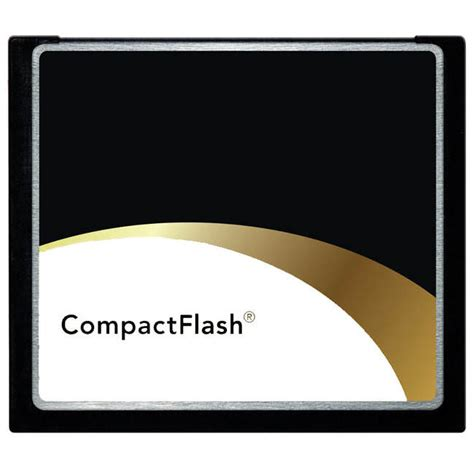 Cf Gift Card - 2048mb 2gb compact flash cards