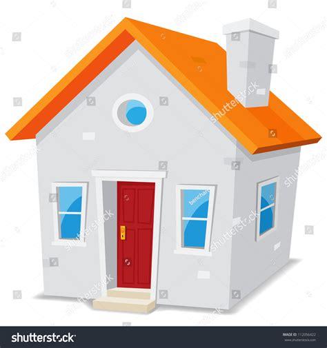 tiny house cartoon little house illustration of a cartoon simple small house