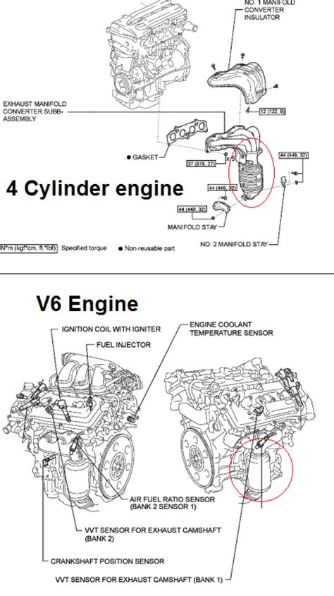 p0420 bank 1 p0420 2010 toyota camry catalyst system efficiency below