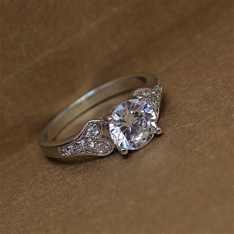 2019 2014 new authentic korean version diamond ring wedding ring finger ring finger ring micro