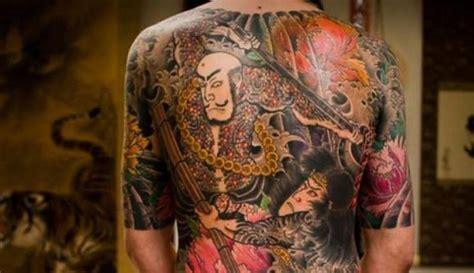 teknik tato jepang yakuza dan kisah di baliknya boombastis portal berita