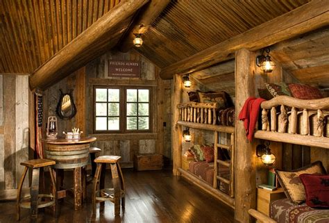 Custom Kitchen Design Ideas rustic kids bedrooms 20 creative amp cozy design ideas