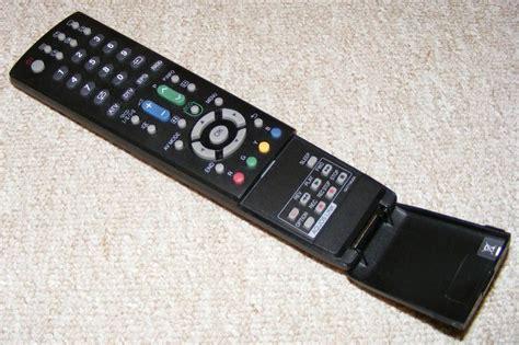 le mit fernbedienung test tv sharp lc 32le700e teil 4
