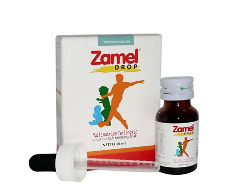 Vitamin Zamel Drop Npl System
