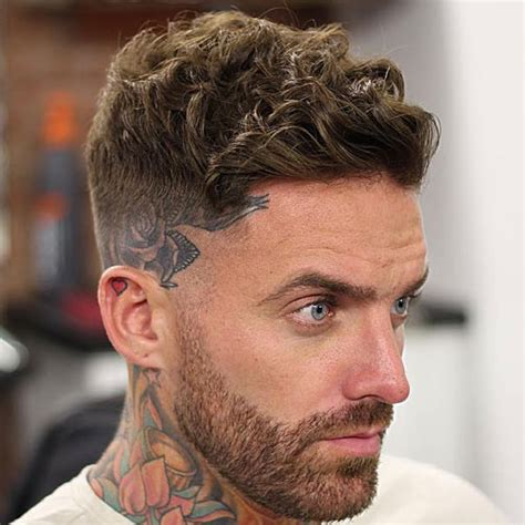 old man sweep over the baldness hair haircut images 35 short haircuts for men 2018 men s haircuts