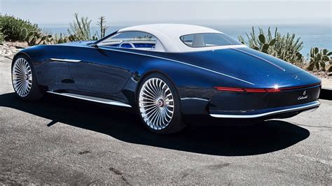 maybach 6 interior 2018 vision mercedes maybach 6 cabriolet interior