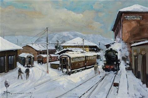 Treno Auction House by Partenza Treno By Arturo Bonanomi On Artnet