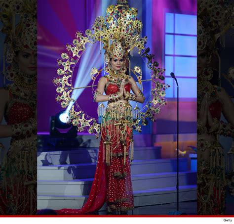 the national costume round of miss universe 2015 daily mail online the 15 most insane costumes from the 63rd miss universe