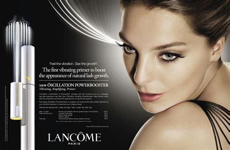 Makeup Lancome the files 2009 lancome advertisements