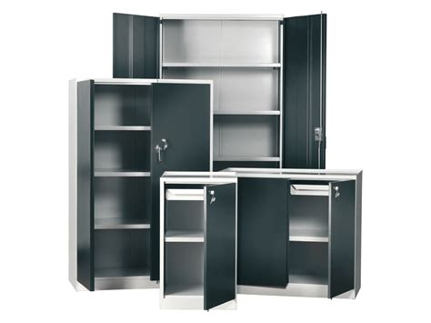 storage cabinets lock kasten storage and work areas