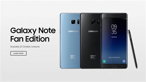 Samsung Fe Samsung Galaxy Note 7 Fe Official Discussion V11