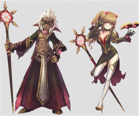 gear design helm baek dong su sorcerer gear design set lostsaga lost saga group