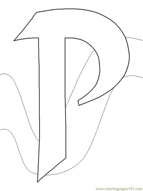 boz3 coloring page free alphabets coloring pages