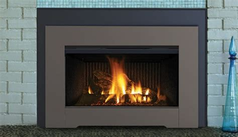 Vented Gas Fireplace Inserts by Superior Dri3030 Direct Vent Gas Fireplace Insert With