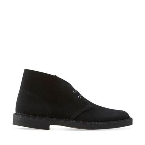 black desert boots desert boot black suede s desert boots clarks