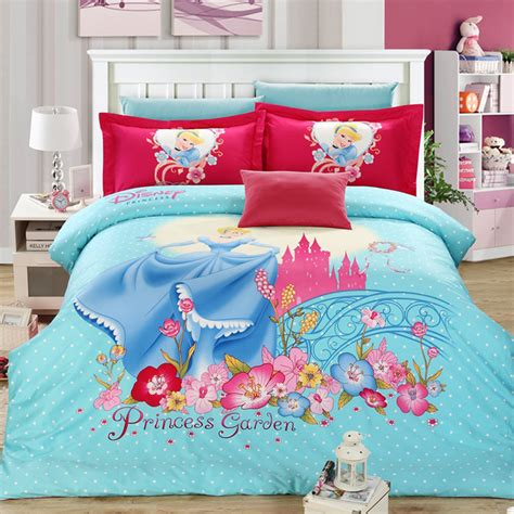 Disney Frozen Bedding Set 100 Cotton Buy Disney Frozen Princess Bedding Set