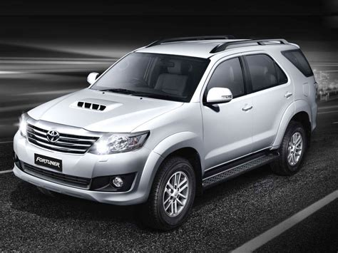 What Does Toyota Toyota Fortuner Vs New Comparison