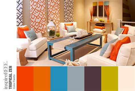 zen color palette decorate with the bold colors of the sea inspire reef