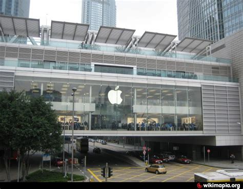 Laptop Apple Di Hongkong apple store at ifc mall hong kong