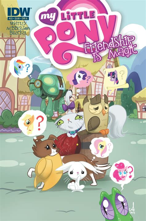 sugar magic a dash of trouble books my pony friendship is magic 23 idw publishing
