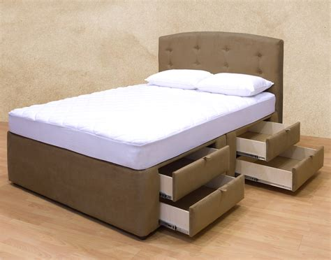 High Platform Bed Frame High Platform Bed Frame Decofurnish