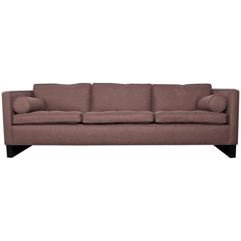 mies sofa sofa designed by mies van der rohe for knoll for sale at