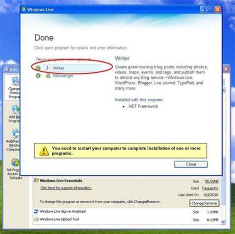 how to repair windowslivewriter exe application error 0xc000007b nairabytes